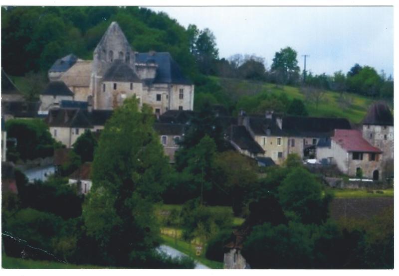 village d'AJAT