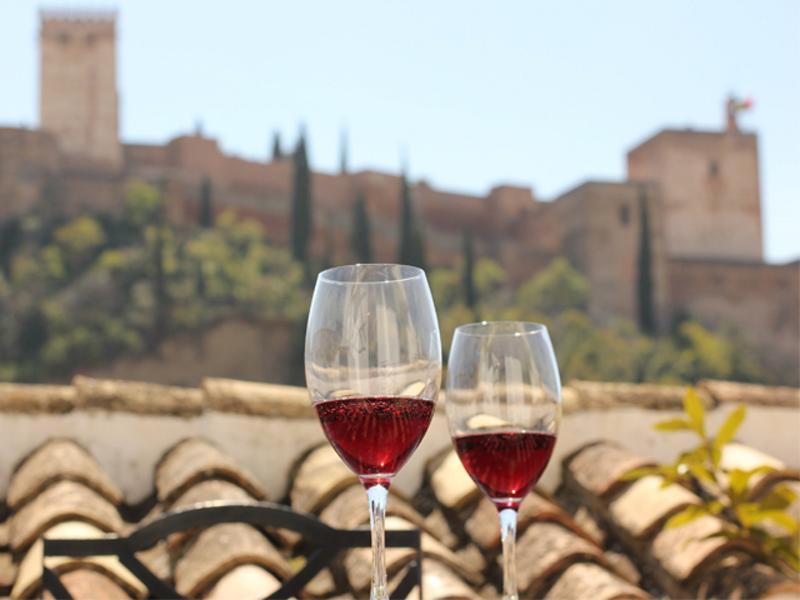 Despertará observando La Alhambra