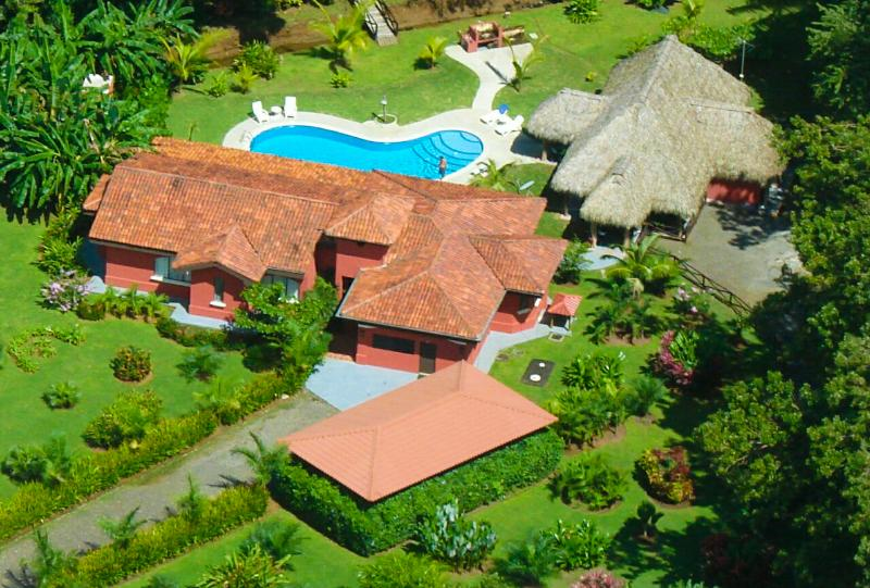 Villa Protti, holiday rental in Esterillos Este