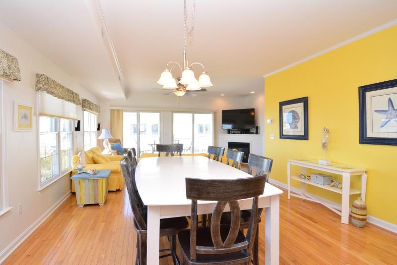 Private beach, Beautiful Sunsets at Oyster Bay, holiday rental in Bethany Beach
