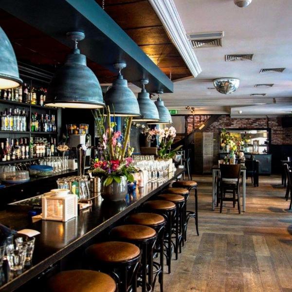 Bourgondisch Café De Waag