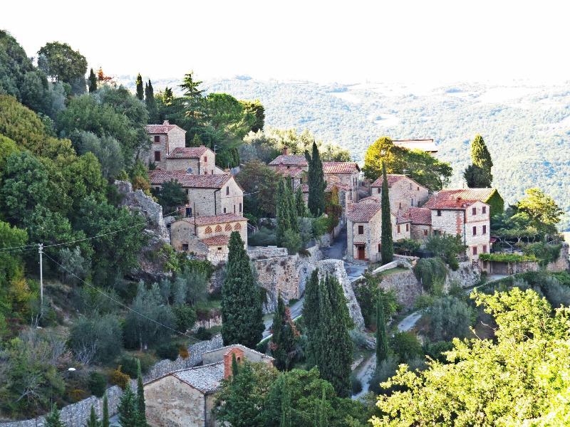 Agriturismo Casa del Capitano, holiday rental in Bagno Vignoni