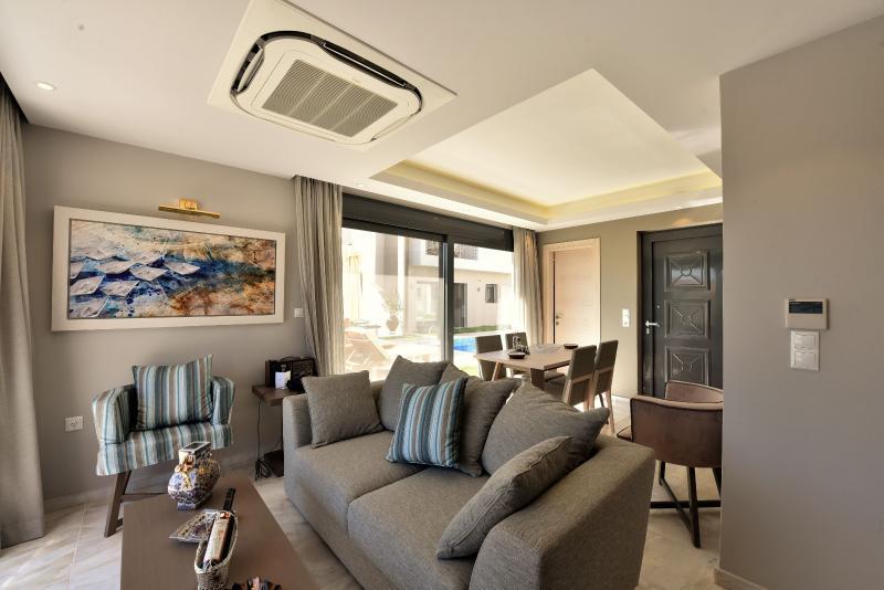 Alexander Suites  with pool, holiday rental in Meronas