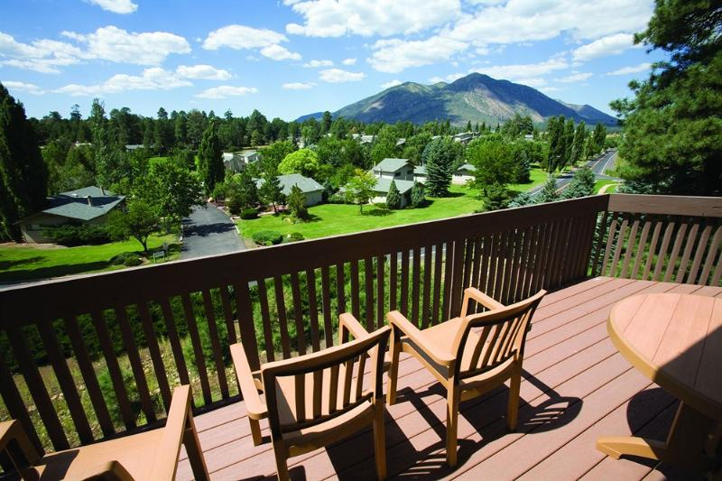 Relax and enjoy the beauty of northern Arizona.
