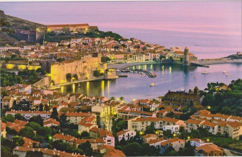 Collioure magique Collioure, résidence du Soleil