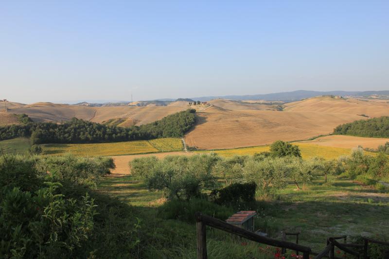 Vista della campagna
