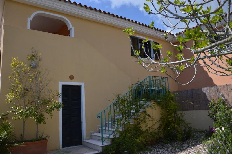 Appartamento a calaginepro, holiday rental in Cala Ginepro