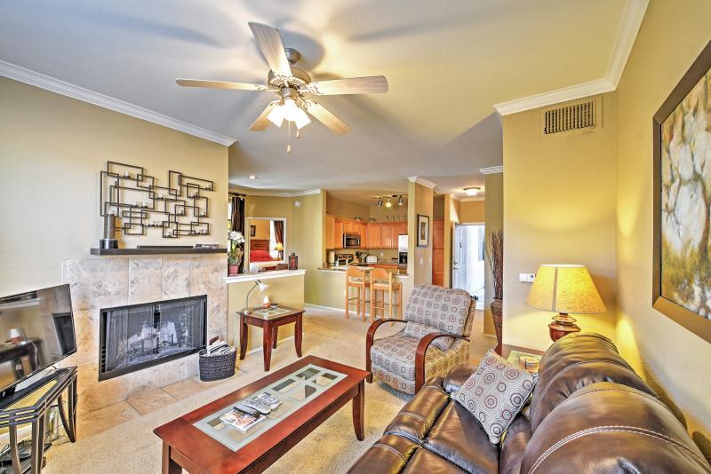 Sie werden in Scottsdale, USA Ferienmieteigentumswohnung zu Hause fühlen!