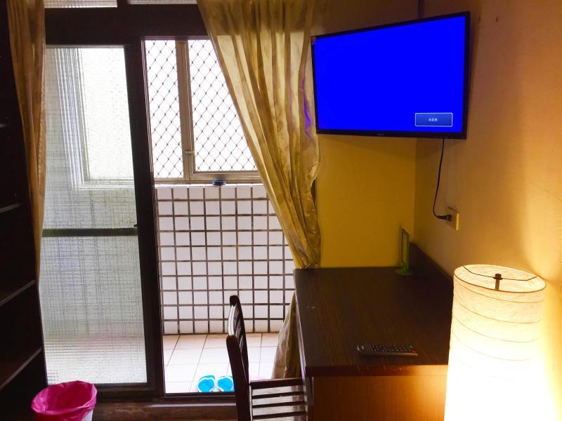 不同色調-都會時尚雙人房, holiday rental in Nantun