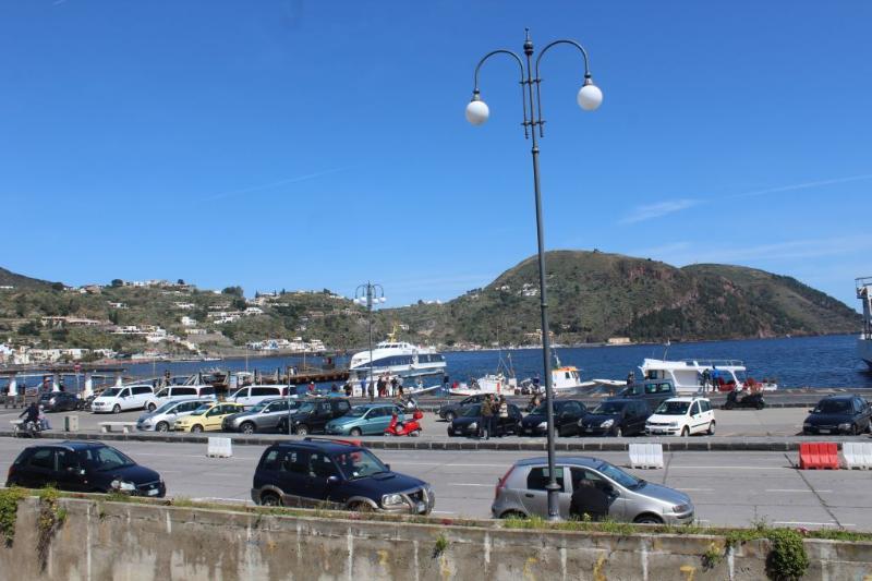 Il porto ab 583, alquiler vacacional en Islas Eolias