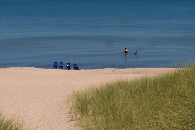 June waters.