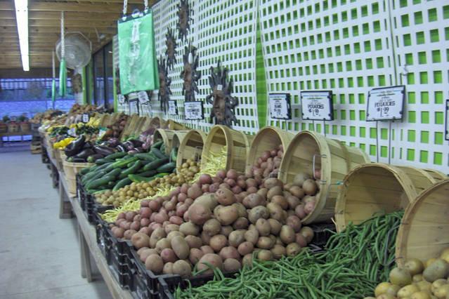 Sawyer Garden Market