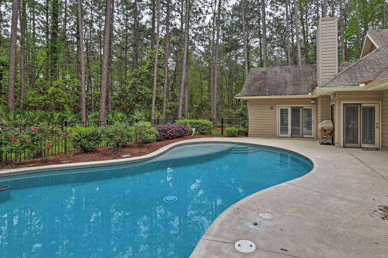 Adventure awaits you at this  lovely Hilton Head Island vacation rental home!