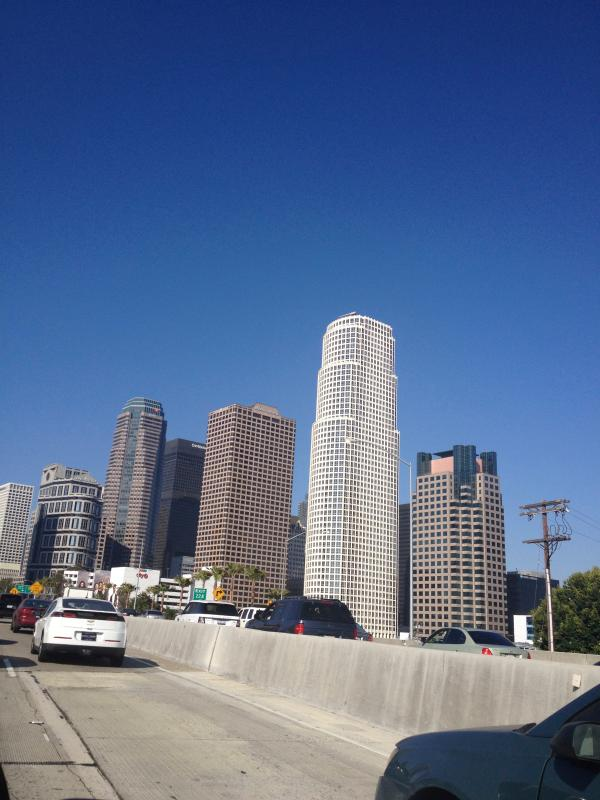 Love LA Sky