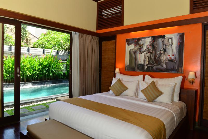Bedroom Pool Villa