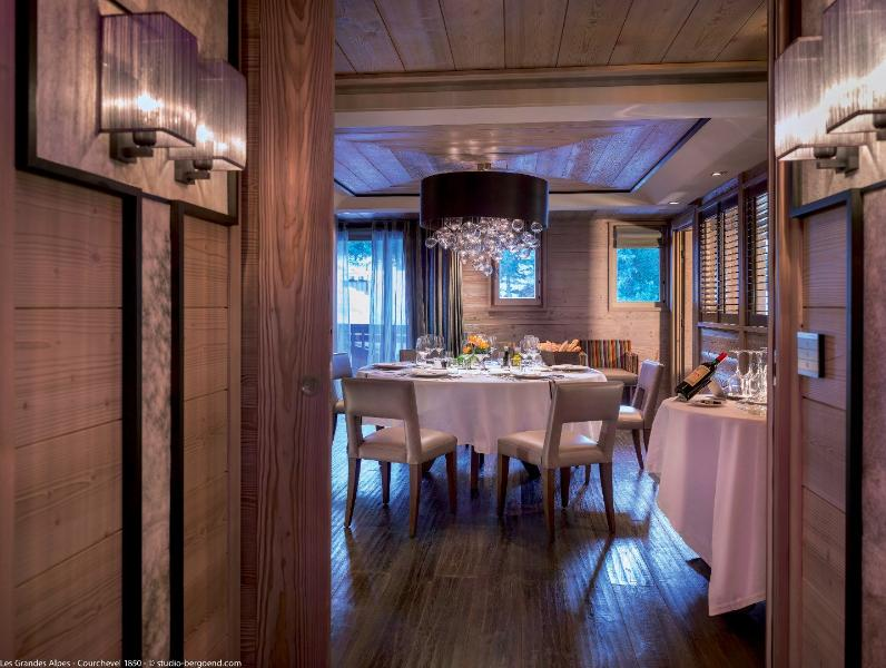 Amethyst Chalet in Courchevel