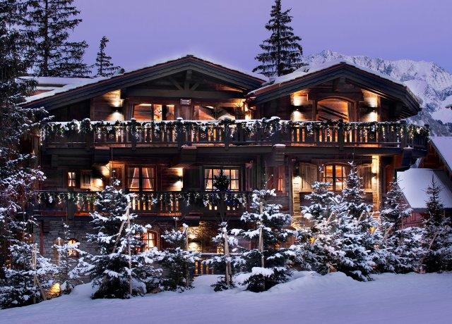 Chalet Petit Chateau, vacation rental in Courchevel