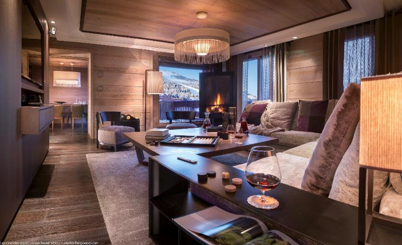 Jade Chalet in Courchevel