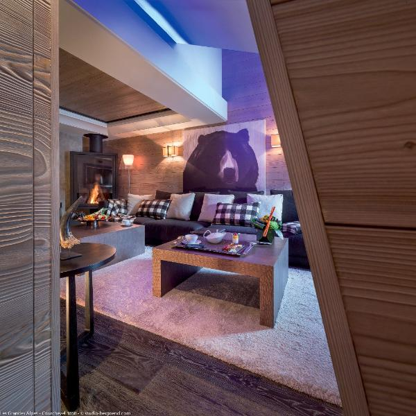 Onyx Chalet in Courchevel