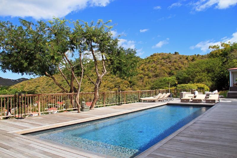 Serenity (LJF), vacation rental in Gustavia