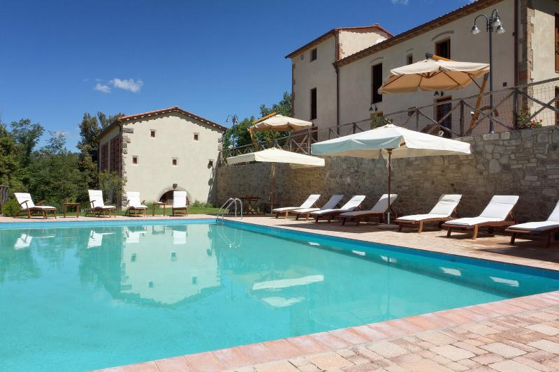 Ilaria, holiday rental in Montefoscoli
