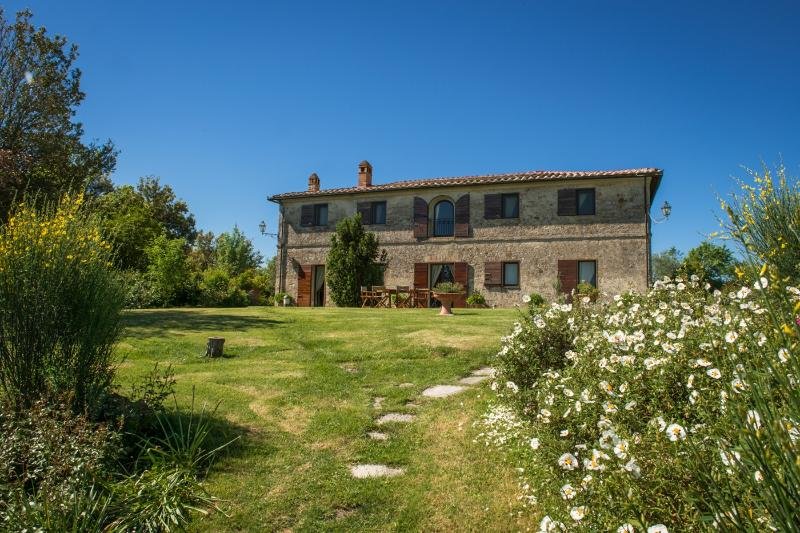 Senese, holiday rental in Brucciano