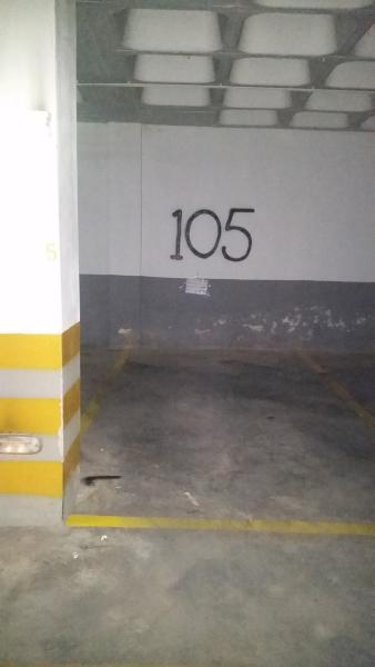 PARKING 105 IN THE BASEMENT