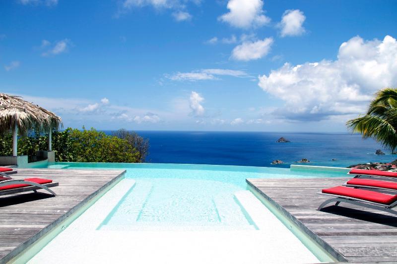 Blue Swan (SBN), vacation rental in Gustavia