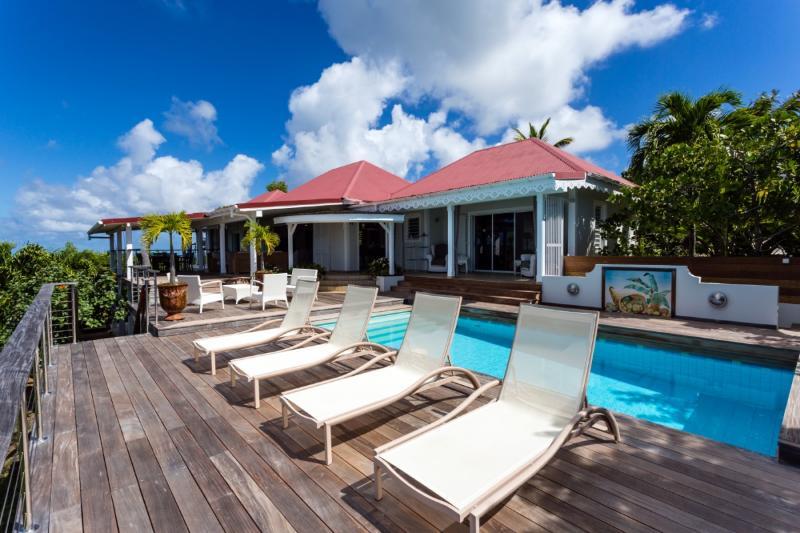 Ti Moun (MOU), vacation rental in Gustavia