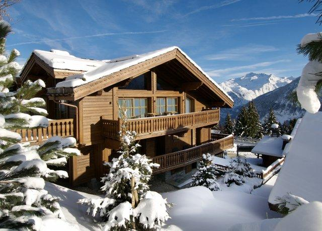 Chalet Blanchot, vacation rental in Courchevel