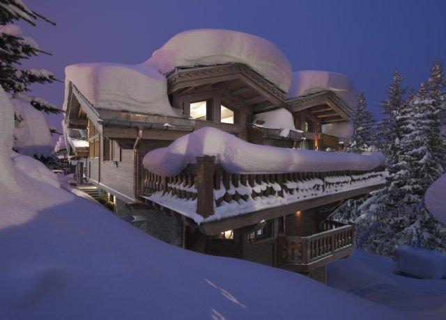 Chalet Coquelicot, vacation rental in Courchevel