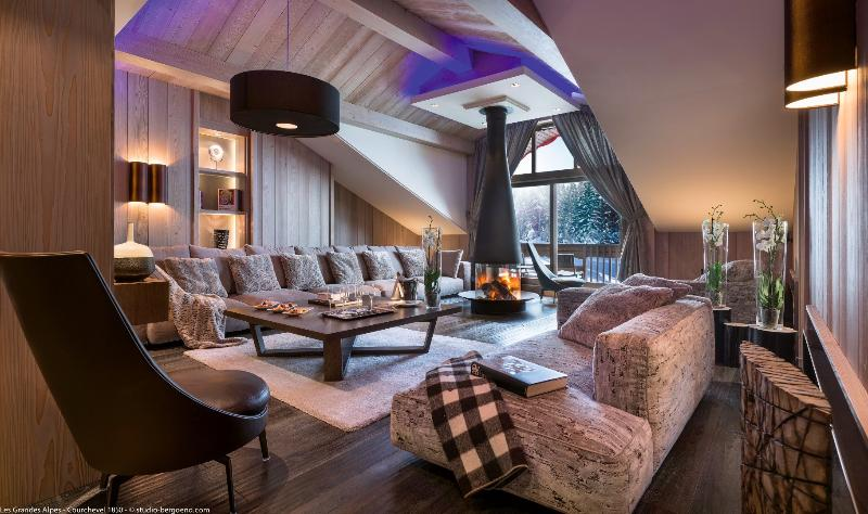 Emerald Penthouse, vacation rental in Courchevel