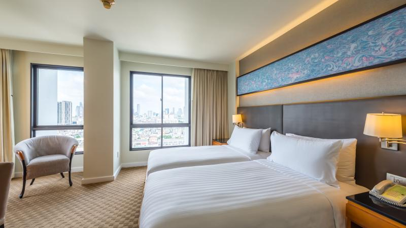 Deluxe 1 Bedroom :  70 sqm