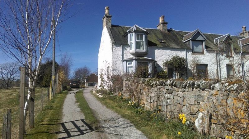 Craggan Cottage, peaceful location, Grantown, vacation rental in Grantown-on-Spey
