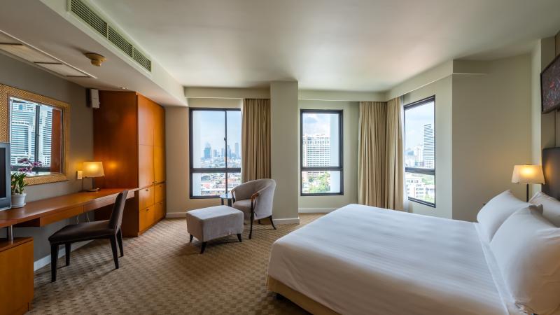 Deluxe 3 Bedroom -  140 sqm