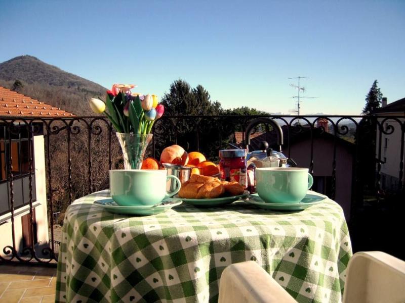 Breakfast in Terrazza