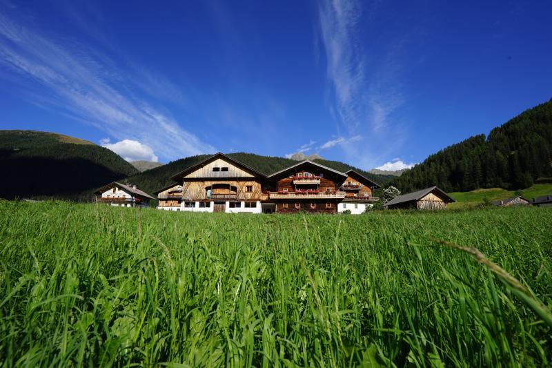 idílio rural e relaxamento na Unterhabererhof