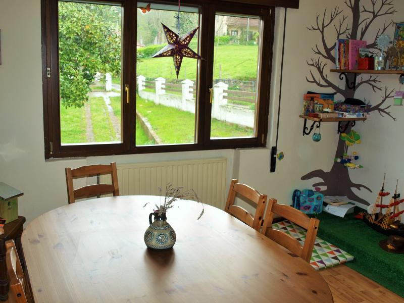 Dining room and children's room