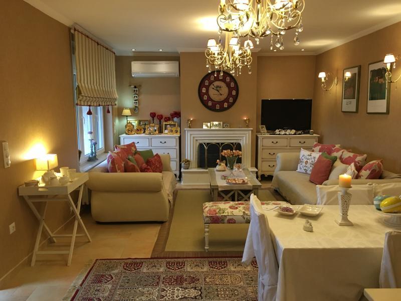 Luxury Family Villa near Meteora, holiday rental in Kalambaka