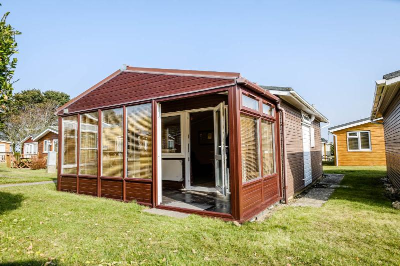 The Chalet in Cornwall, holiday rental in Padstow
