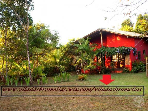Casa Bromelia Red Vila das Bromelias, alquiler vacacional en Itacaré