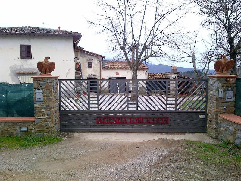 monolocale +bagno+pensile con giardino, casa vacanza a Pontassieve