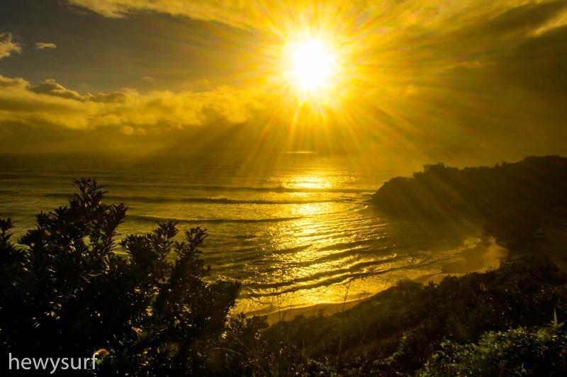 Morning Valla Beach