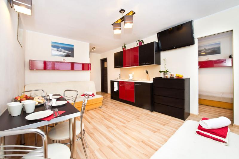 Apartment Sunny Beach - available all year round, alquiler vacacional en Gdansk
