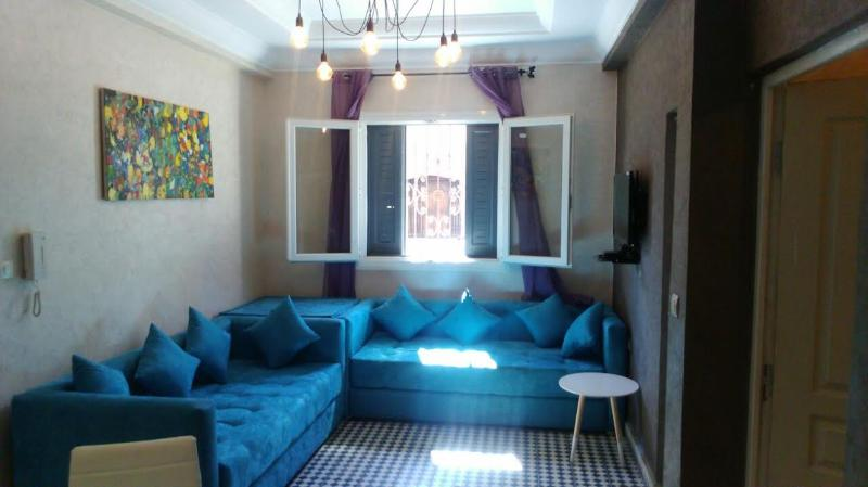 Appartement vintage, holiday rental in Safi