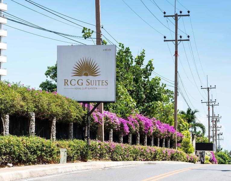 RCG Suites - Property's Entrance