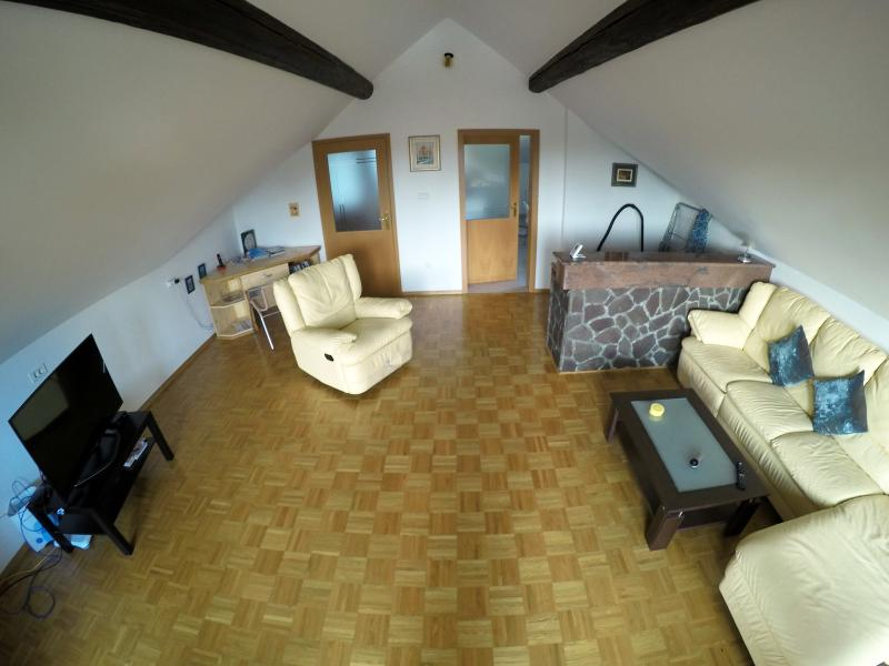 Hilltops apartment 1, holiday rental in Grahovo