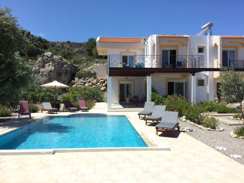 Luxury Four Bedroom Villa with large private pool (9mx5m)