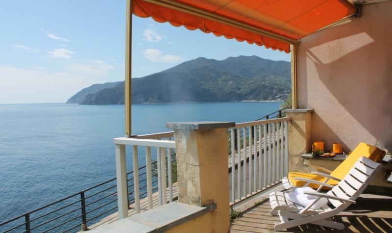 ILA1307 House Scirocco - Moneglia - Liguria, vacation rental in Framura