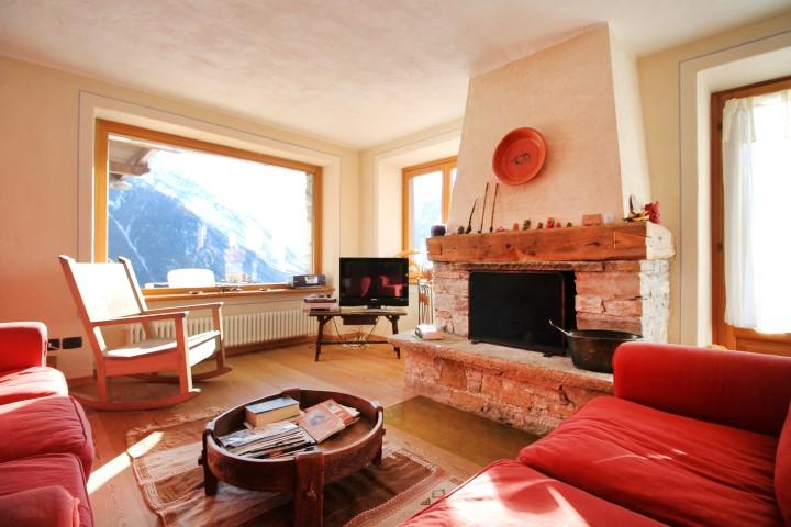 IVA1010 Maison Les Marmottes - Cogne - Valle d'Aosta, vacation rental in Noasca